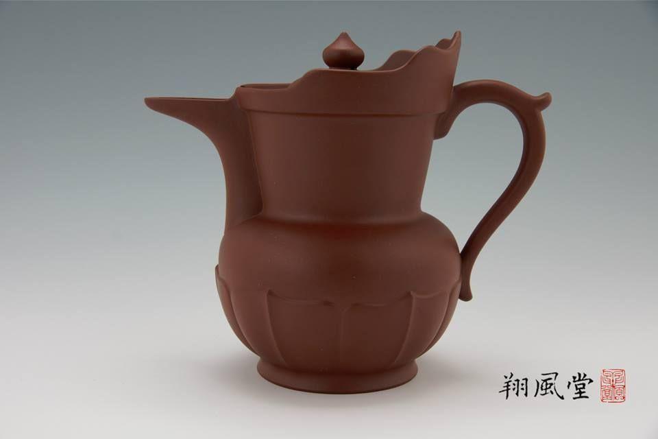 陶長輝 - 圓僧帽壺 460cc -1