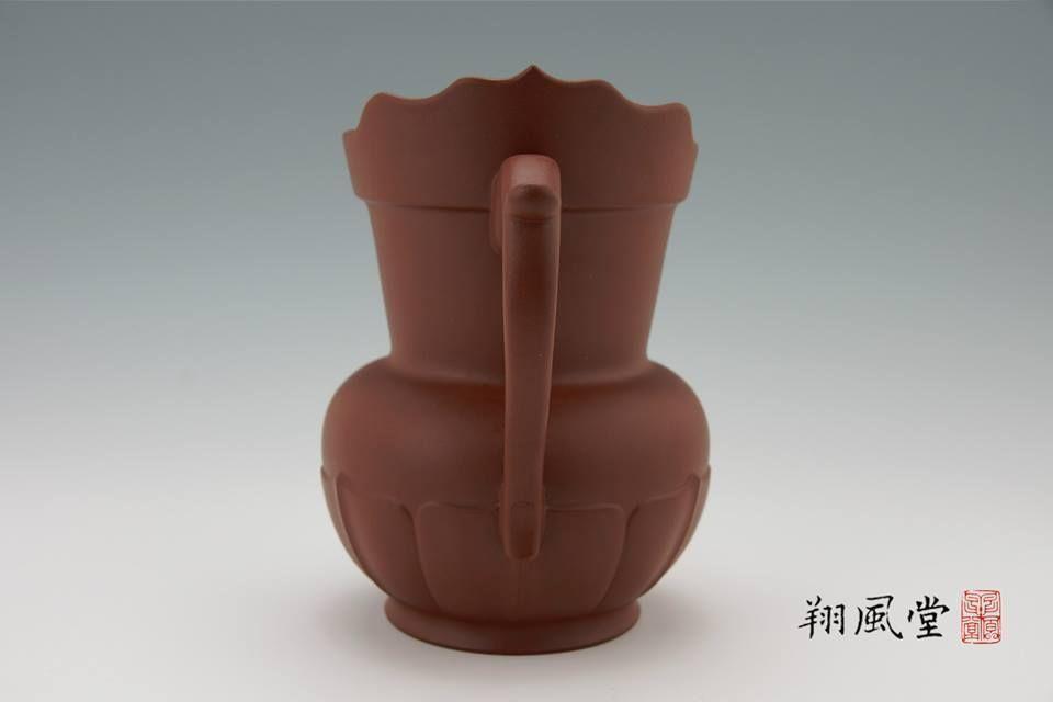 陶長輝 - 圓僧帽壺 460cc -2