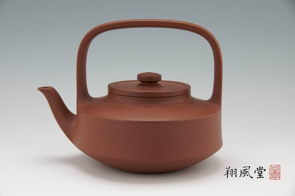 陶長輝 - 提壁壺 490cc -1