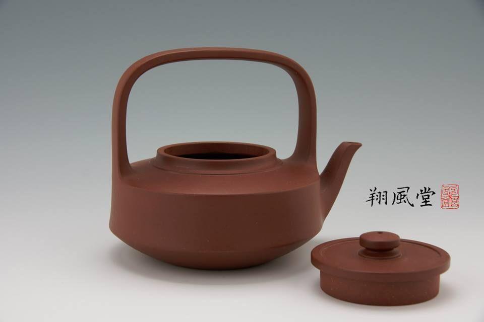 陶長輝 - 提壁壺 490cc -2